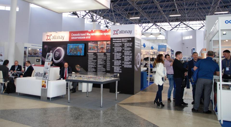 TIAF supported by Automechanika состоится в Казани