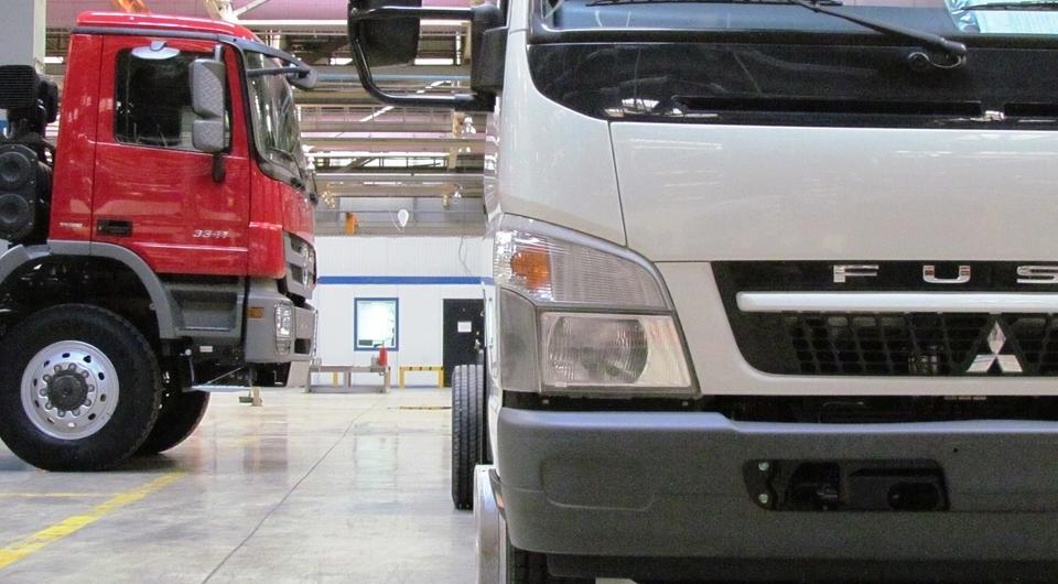 Mercedes-Benz и FUSO. Новые структура и руководство