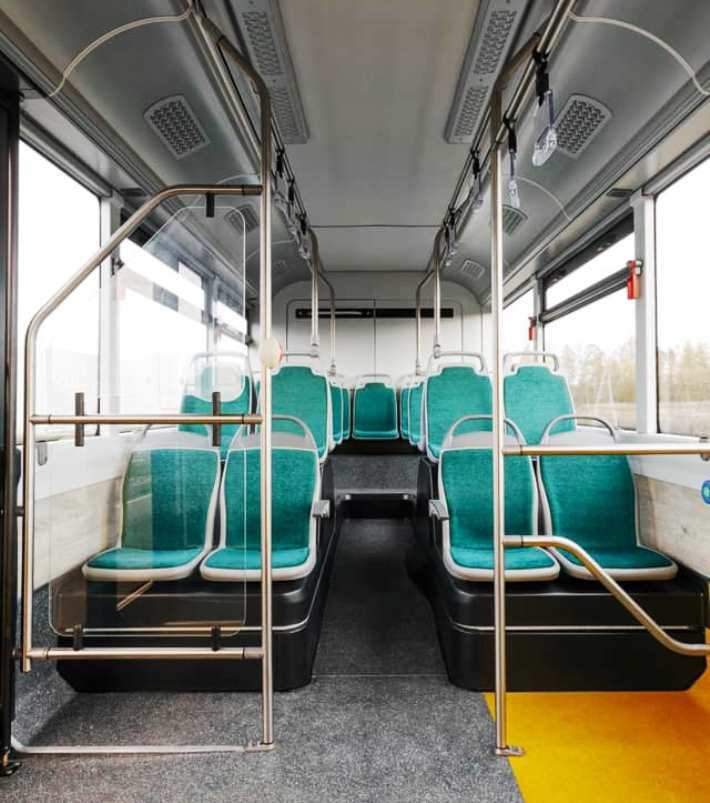 Volgabus, electrobus, Волгабас, Волжанин, электробус, производство электробусов, БМГ, BMG, DELTABUS, СТ-КТ