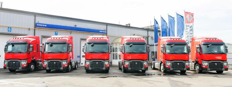 Renault Trucks, Renault Trucks Russia, Рено Тракс, Рено итоги 2018, Рено продажи в России, Renault 6x6, Рено Турмалин