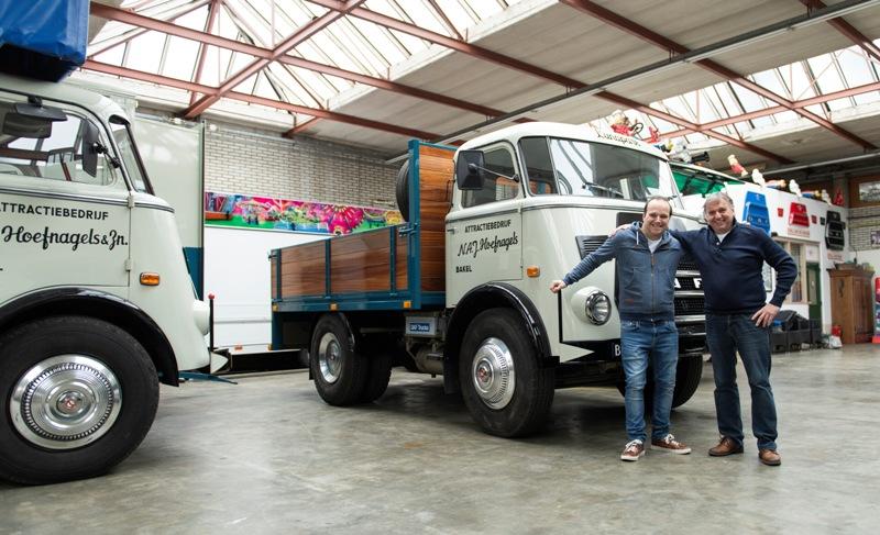 DAF A1600, самый старый DAF, ДАФ, DAF, история автомобилей, история грузовиков, исторический грузовик