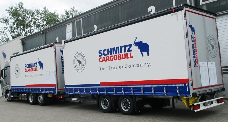 Schmitz Cargobull, завод Шмиц, полуприцеп, изотерма, производство полуприцепов, FERROPLAST, полуприцеп Шмиц, Паневежис