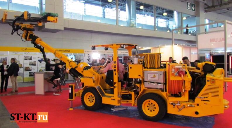 шахтная техника, mining, MiningWorld, MiningWorld Russia, выставка горнодобывающей техники, горнодобывающая техника, горнодобыча, Майнинг, Майнинг Ворд, BALUM