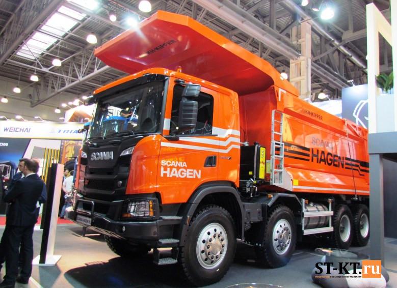 mining, MiningWorld, MiningWorld Russia, Scania HAGEN, выставка горнодобывающей техники, горнодобывающая техника, горнодобыча, Майнинг, Майнинг Ворд
