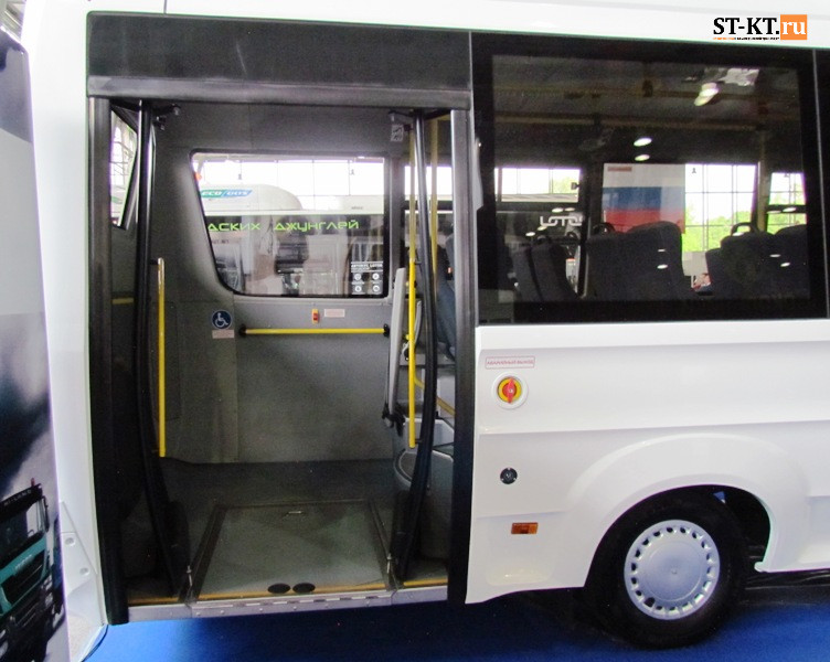 CityBus, CityBus-2019, LOTOS 105, автобусная выставка, автобусный салон, выставка автобусов, дабл-деккер, Нижегородец, электротранс, ЭлектроТранс-2019