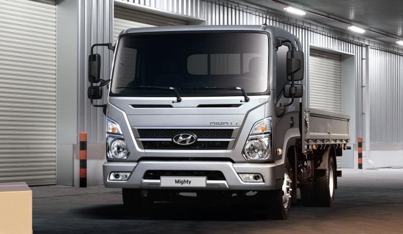 Hyundai Mighty, Майти, грузовик Хендэ, Hyundai HD78, ЕХ6, ЕХ9, ЕХ8, EX6, EX8, EX9, Hyundai Truck and Bus, ST-KT, СТ-КТ