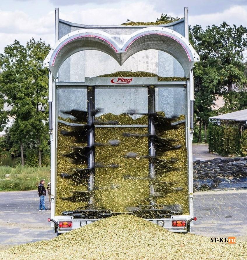 TATRA, Fliegl, сельхозтехника, разбрасыватель удобрений, Сельскохозяйственная техника, сельскохозяйственный автомобиль, Татра, СТ-КТ, TATRA PHOENIX