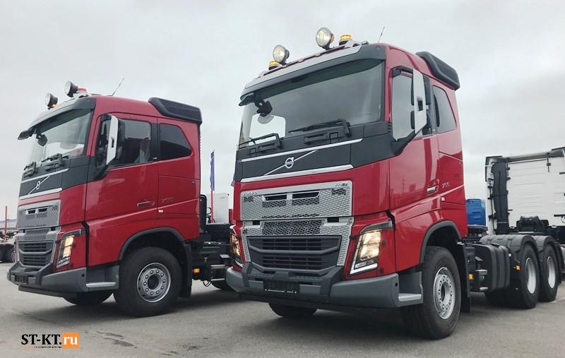 Volvo Trucks Россия, Вольво Тракс, инженер, оригинальный Volvo, новая модификация, грузовик Volvo, шасси Volvo, шасси Вольво, СТ-КТ, седельный тягач, майнинг