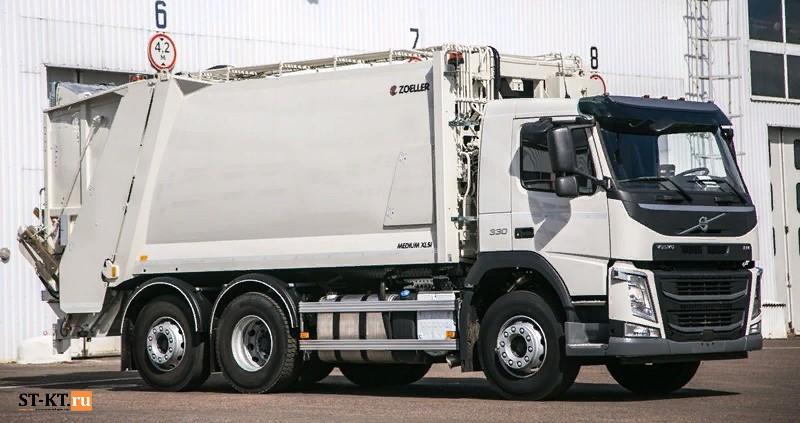 Volvo Trucks Россия, мусоровоз, Вольво Тракс, инженер, оригинальный Volvo, новая модификация, грузовик Volvo, шасси Volvo, шасси Вольво, СТ-КТ