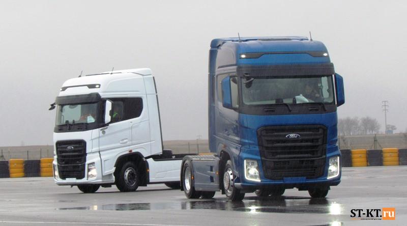 Ford Trucks F-MAX, F-MAX, FORD, Форд, TURBOTRUCKS, турецкий Форд, Турботракс, Форд Тракс, СТ-КТ, Ford Otosan, магистральник, магистральный тягач