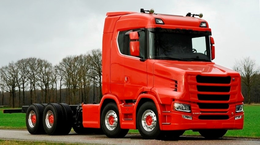 Scania Next Generation, автоэвакуатор, эвакуатор, новая Скания, Скания, Scania, Vlastuin Truckopbouw, Scania Vlastuin, капотная Скания, капотная Scania, Scania 8х4
