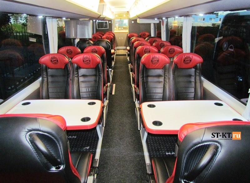 ST-KT, MAN BUS, MAN Lion Coach, Neoplan, автобус МАН, МАН, Лион  Коач, МАН Лион, туристический автобус, междугородный автобус, клубный автобус, Бавария Мюнхен, команда Бавария, автобус команды Бавария