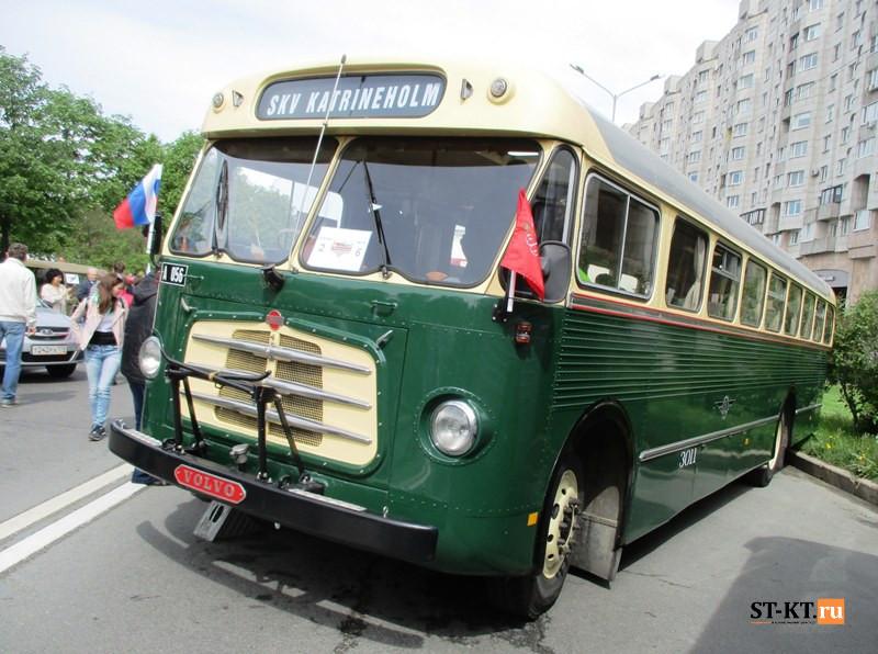 BUSWORLD, SPbTransportFest, автобусная история, автофестиваль, история автобусов, Мир автобусов, музей автобусов, парад автобусов, раритетные автобусы, транспортный фестиваль, советский автобус,  SKV