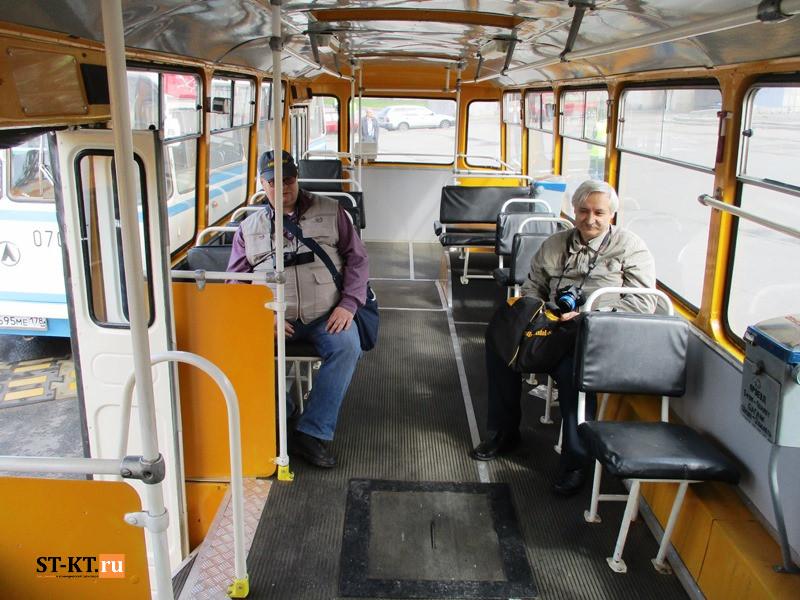BUSWORLD, SPbTransportFest, автобусная история, автофестиваль, история автобусов, Мир автобусов, музей автобусов, парад автобусов, раритетные автобусы, транспортный фестиваль, советский автобус,  ЛиАЗ-677, скотовоз