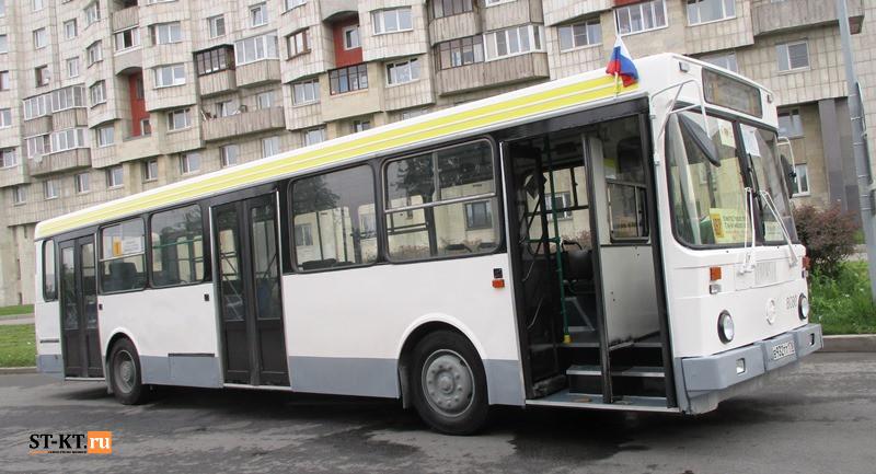 BUSWORLD, SPbTransportFest, автобусная история, автофестиваль, история автобусов, Мир автобусов, музей автобусов, парад автобусов, раритетные автобусы, транспортный фестиваль, советский автобус,  ЛиАЗ-5256