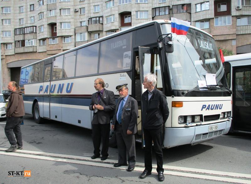 BUSWORLD, SPbTransportFest, автобусная история, автофестиваль, история автобусов, Мир автобусов, музей автобусов, парад автобусов, раритетные автобусы, транспортный фестиваль, советский автобус,