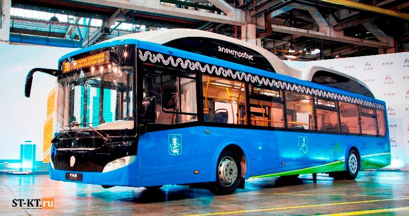 Группа ГАЗ, Русские автобусы, Максим Каров, автобусный завод, ЛИАЗ, электробус, автобус, новый автобус, электрический транспорт, транспорт Москвы, московский автобус