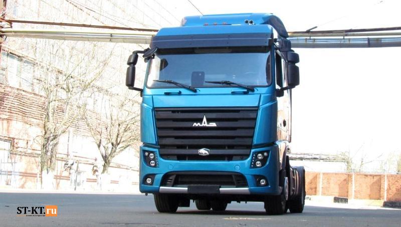 МАЗ, МАЗ нового поколения, МАЗ-5440М9, МАЗ-5440М7, Минский автозавод, MAZ, Минский завод, новое поколение МАЗ, новый МАЗ, супермаз