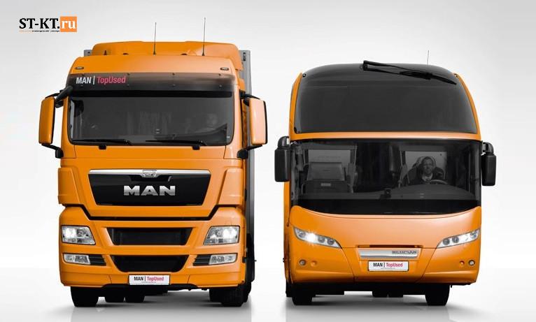 MAN 2018, MAN 2019, MAN Truck & Bus, грузовики МАН, итоги MAN в России, МАН Трак энд Бас