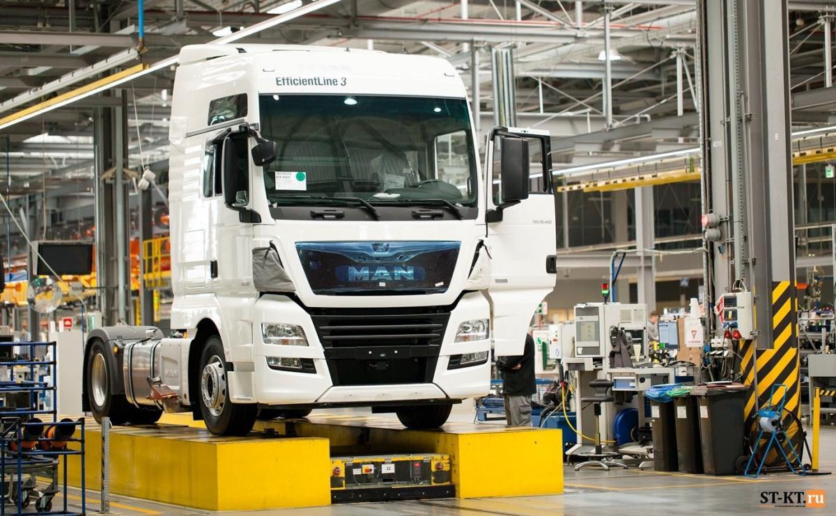 MAN Truck & Bus, польский завод MAN, MAN Truck, грузовик MAN, грузовик МАН, завод МАН, завод MAN, завод грузовиков, производство автомобилей, автозавод, компания MAN, сделано в Польше, MAN TGS, MAN TGA, TGS WW