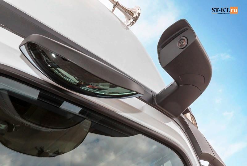 Actros 5, Mercedes-Benz Actros, Актрос 5, Грузовик мерседес, Мерседес Актрос, модернизированный Актрос, камера заднего вида, mirrorcam