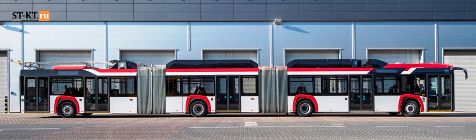Solaris Bus and Coach, троллейбус, Соларис, Солярис, польский Solaris, Solaris Trollino, 24-метровый троллейбус, троллейбус 24 м