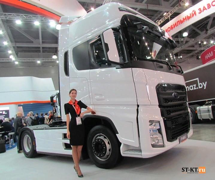 COMTRANS, comtrans 2019, выставка грузовиков, выставка Коммерческий транспорт, Комтранс 2019, новинки грузовиков, СТ-КТ, Ford F-MAX