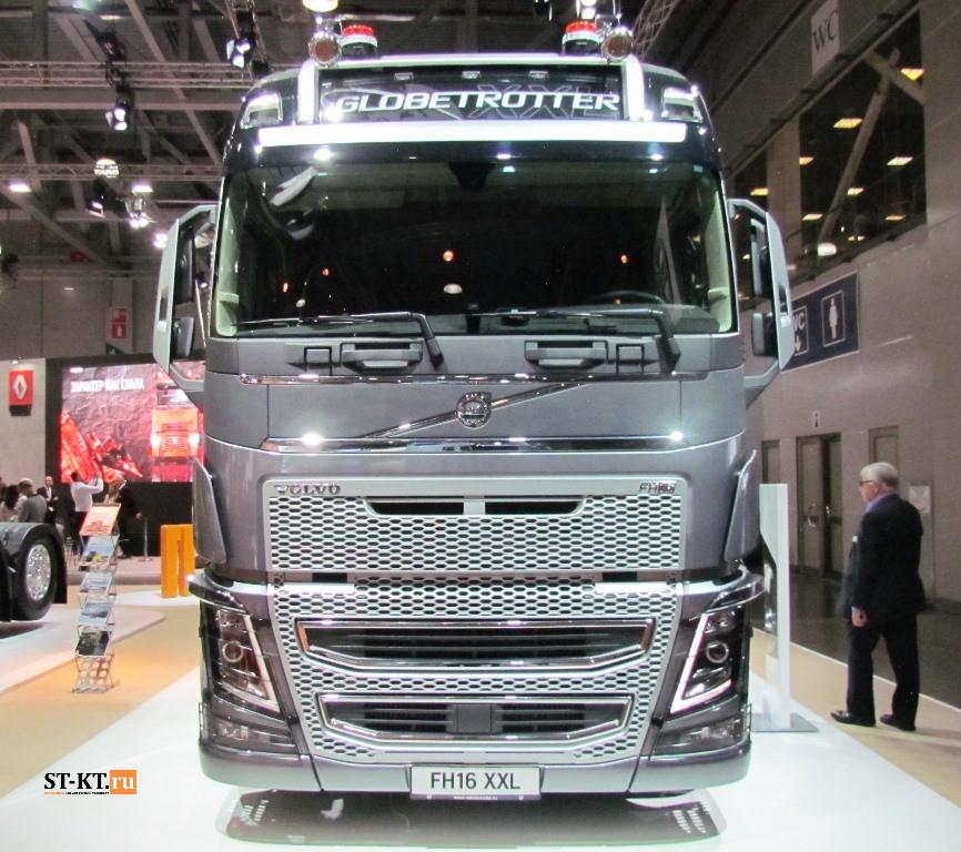 COMTRANS, comtrans 2019, выставка грузовиков, выставка Коммерческий транспорт, Комтранс 2019, новинки грузовиков, СТ-КТ, Volvo XXL