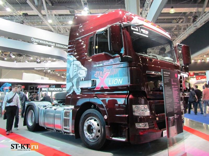 COMTRANS, comtrans 2019, выставка грузовиков, выставка Коммерческий транспорт, Комтранс 2019, новинки грузовиков, СТ-КТ, MAN TGX