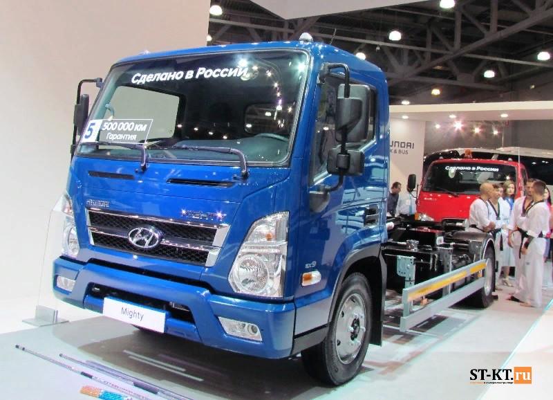 COMTRANS, comtrans 2019, выставка грузовиков, выставка Коммерческий транспорт, Комтранс 2019, новинки грузовиков, СТ-КТ, Hyundai Mighty