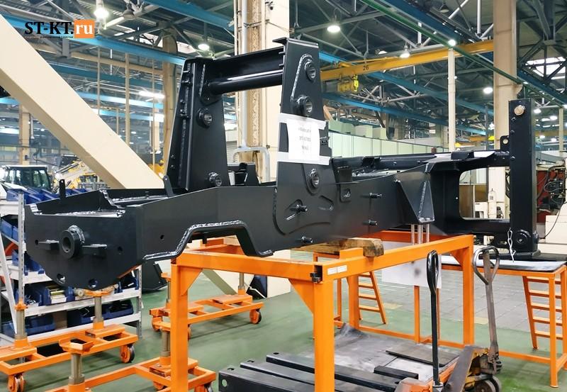 Bobcat B780, Bobcat, Экскаватор-погрузчик, Бобкэт, ЕЛАЗ, Алабуга, СТ-КТ, строительная техника, мини-погрузчик, производство экскаваторов