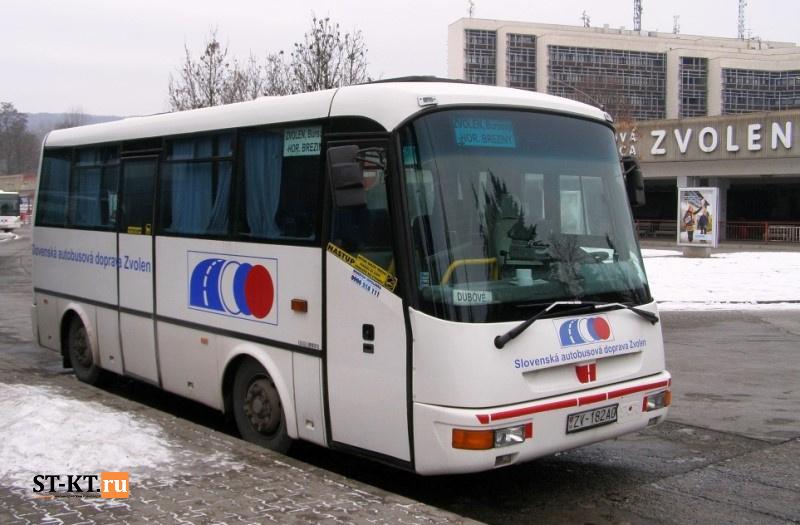 SOR, автобус Сор, чешский автобус, завод автобусов, СТ-КТ