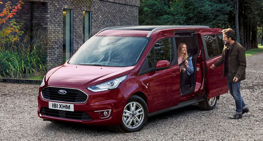 Transit, Tourneo, Courier, Ford, Ford Transit, Ford Tourneo, Ford Courier,Форд Транзит, Форд Курьер, модернизированный Ford Transit, Форд Коннекто, малотоннажник
