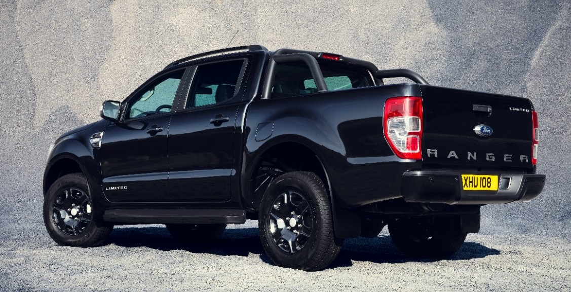 Black Edition, Ford Ranger, Форд Рейнджер, пикап