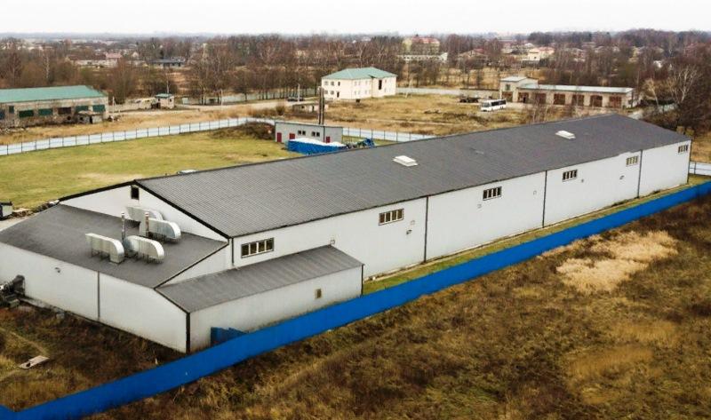 Grunwald, Грюнвальд, производственная площадка, производство прицепов, производство полуприцепов, завод Grunwald, самосвальный полуприцеп, производство самосвалов