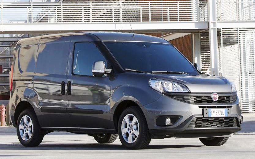Февральский визитер  встречаем новый Fiat Doblo  55947061f70af