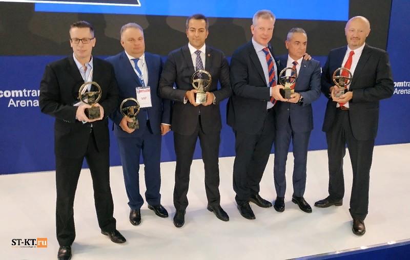 Комтранс 2019, грузовик года, фургон года, конкурс лучший коммерческий автомобиль, Константин Закурдаев, СТ-КТ, грузовик года в России, победитель конкурса, COMTRANS 2019