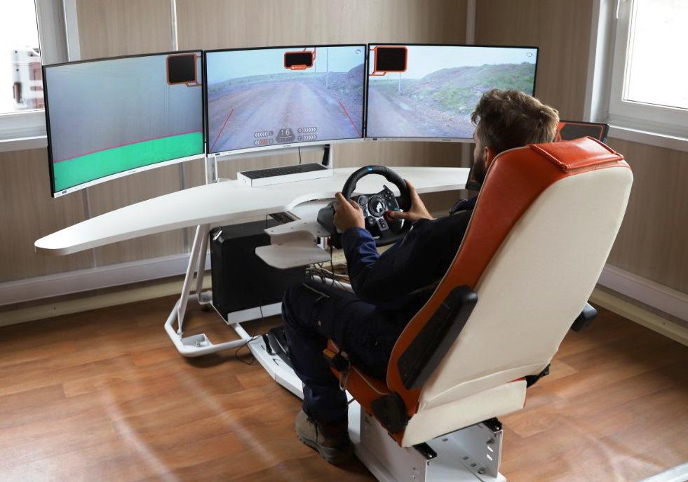 автономный БЕЛАЗ, БЕЛАЗ-робот, автономный самосвал, карьерный самосвал, роботизированное управление, карьерная техника, Белорусский автозавод, БЕЛАЗ, BELAZ, СТ-КТ, ВИСТ Групп, ГК Цифра, самосвал-робот