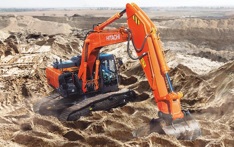 гусеничный экскаватор, Hitachi ZX300-5A, экскаватор, ZX280-5G, Hitachi, землеройная техника