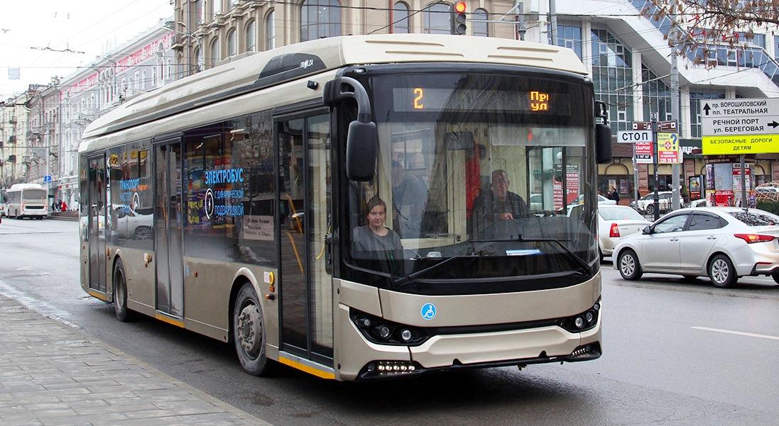 ТРОЛЗА, электробус, троллейбус Мегаполис