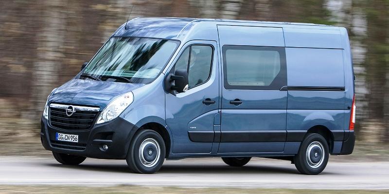 Малотоннажник, грузовой Opel, Опель возвращается, Opel Movano