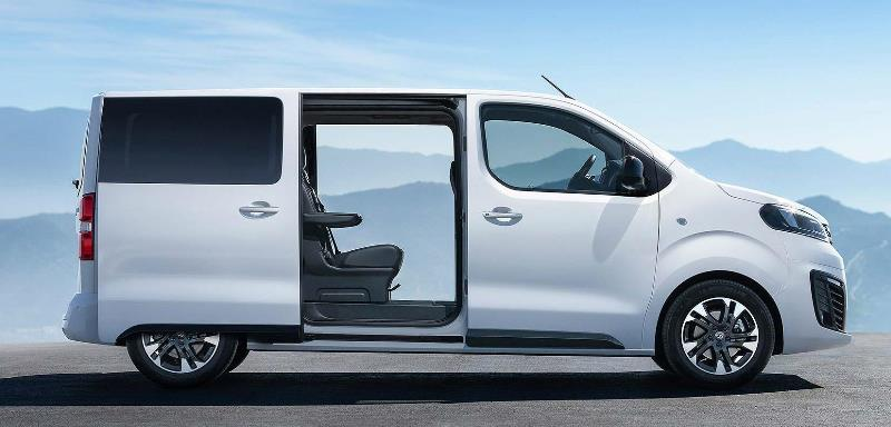 Малотоннажник, грузовой Opel, Опель возвращается, Opel Vivaro, Renault Trafic