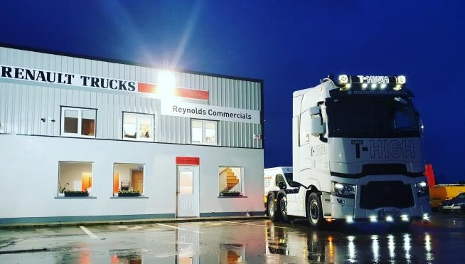 Renault Trucks, Renault Trucks 2018, автомобильный рынок, Рено Тракс, рынок в 2019 году, рынок грузовиков