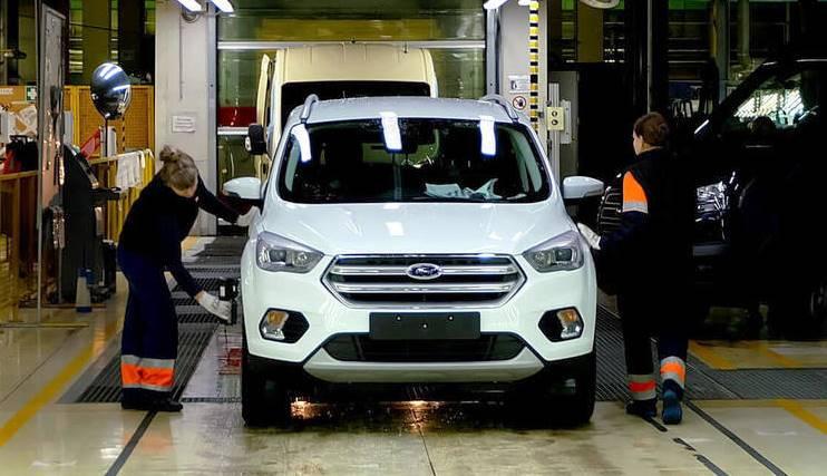 Ford Sollers, Ford, Форд Соллерс, Форд Транзит, Форд сворачивает производство, Форд закрывает завод, FordSollers, прощайте легковушки, Ford Transit!