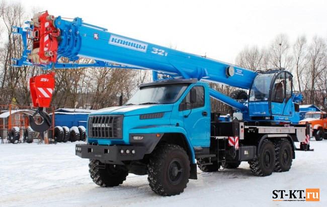 Автокран, Клинцы, Клинцовский автокран, КАЗ, СТ-КТ, 20-тонный кран, гусеничный кран, 25-тонный кран, модернизация крана