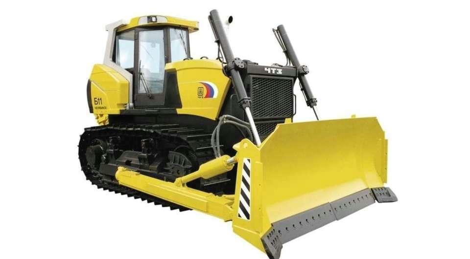 Тракторы ЧТЗ. Джойстки в кабине