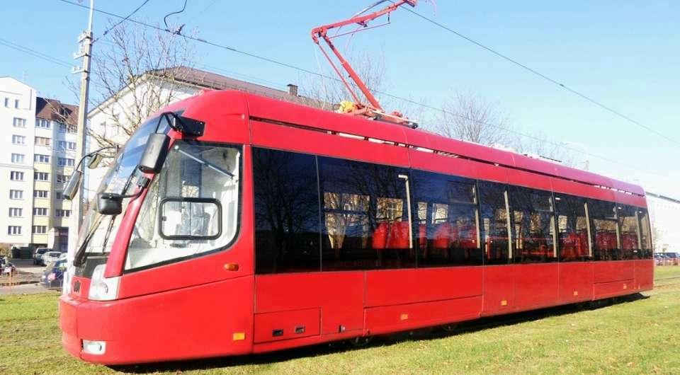 Белкоммунмаш. Инновационный трамвай