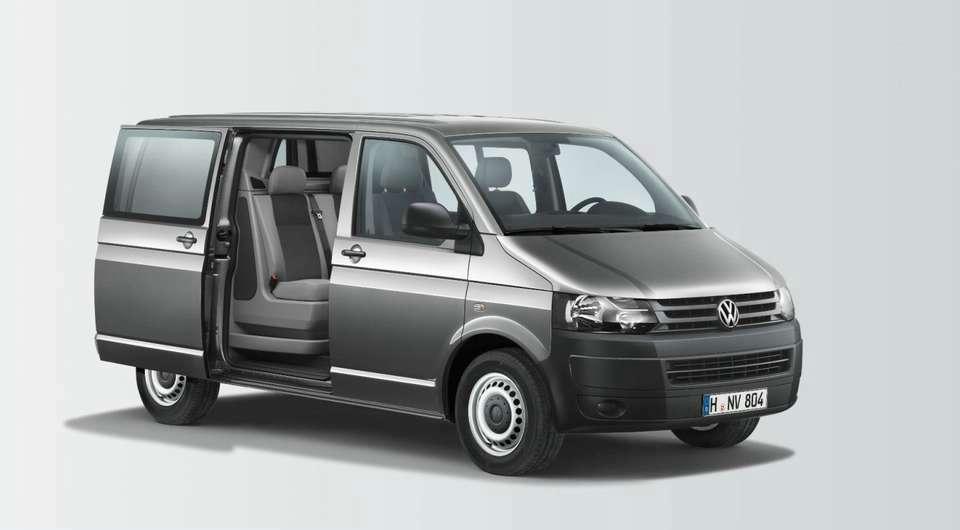 Volkswagen Transporter. Дока с плюсом