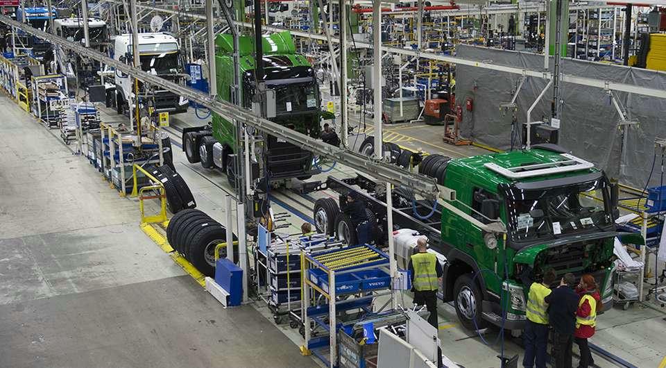 Volvo Trucks. 3D-чертежи сокращают сроки