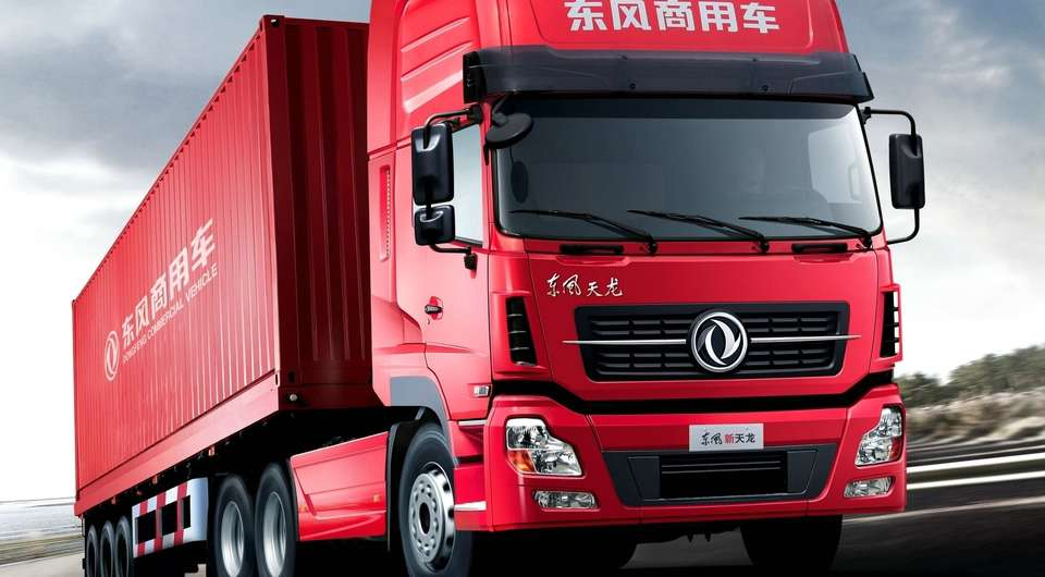Volvo прикупил Dongfeng